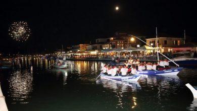 Μουσική βαρκάδα από τη Νέα Χορωδία Λευκάδας