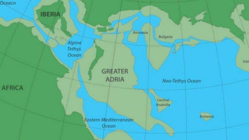 Η «πραγματική» Ατλαντίδα: Μια ήπειρος θαμμένη κάτω από τη Νότια Ευρώπη και την Ελλάδα