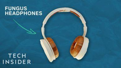 Θα χρησιμοποιούσατε ποτέ ακουστικά από μύκητες, βακτήρια και μαγιά;