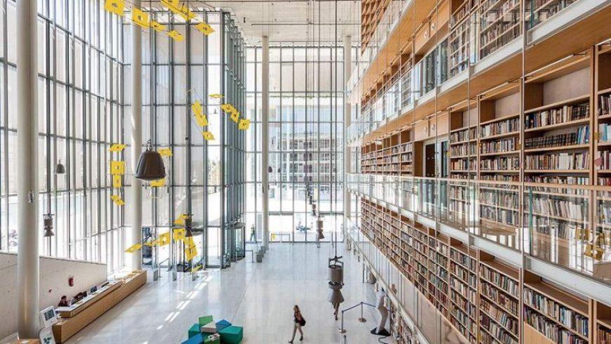 Η παράδοξη άνθηση των mega-βιβλιοθηκών