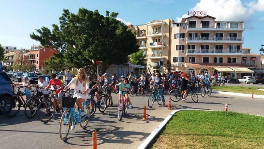 Με επιτυχία ολοκληρώθηκαν οι δράσεις του Δήμου Λευκάδας για την Ευρωπαϊκή Εβδομάδα Κινητικότητας