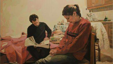 Δημήτρης Γεωργιάδης: ένας ιδιότυπος ρεαλιστής ζωγράφος που ζει στη Λευκάδα