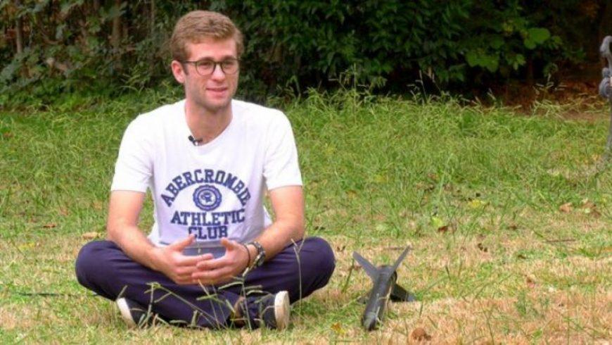 Κωνσταντίνος Σαραντόπουλος: Ο Ελληνας μαθητής που κατασκεύασε τον πρώτο πύραυλο για καλό σκοπό