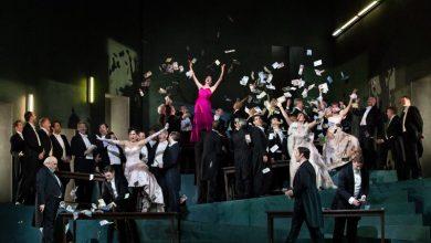 «Μανόν» από τη Metropolitan Opera στην Πρέβεζα
