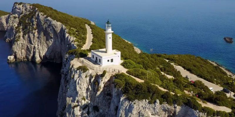 Ακρωτήρι Λευκάτας: Γιατί πηδούσαν οι ερωτευμένοι από αυτόν τον βράχο;