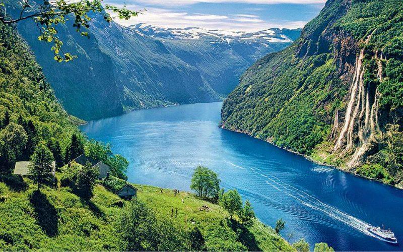 Το νορβηγικό θαύμα της γαλάζιας οικονομίας