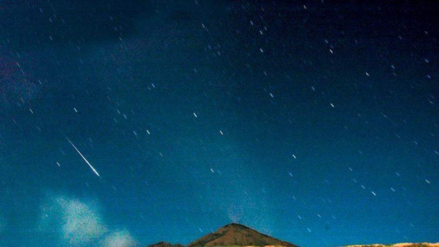 Κορυφώνονται το βράδυ της Δευτέρας οι Ωριωνίδες, η φθινοπωρινή βροχή των διαττόντων αστέρων