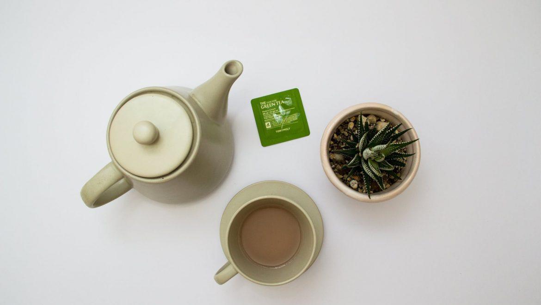 Το πράσινο τσάι καταπολεμά τα βακτήρια