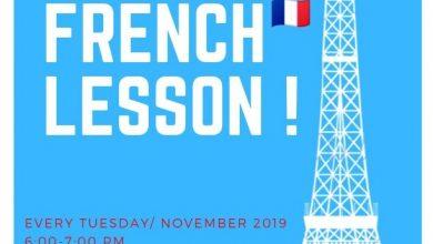Ξεκινούν τα δωρεάν μαθήματα γαλλικών από τα Μονοπάτια Αλληλεγγύης