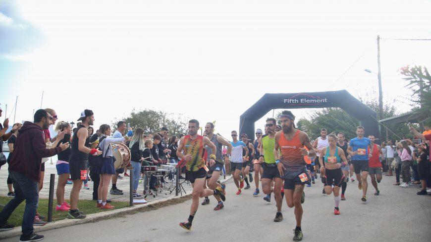 Lefkas Trail Run: Μεταγωνιστικό δελτίο τύπου