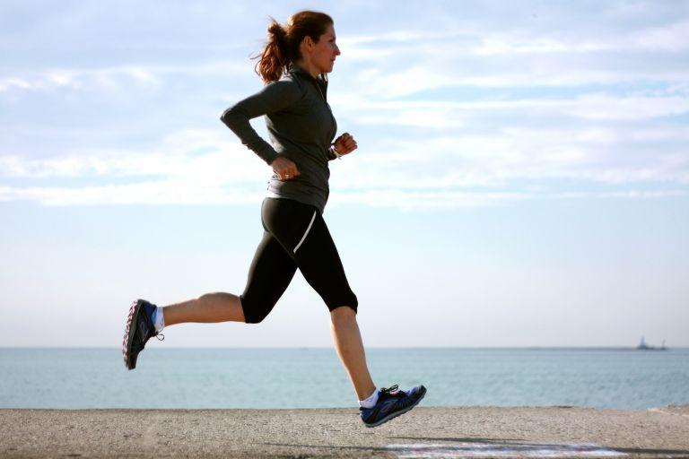 Το τρέξιμο «διαβατήριο» για μακροζωία