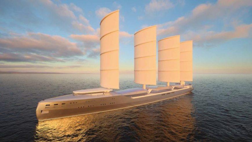Τα «πράσινα» πλοία του μέλλοντος: διαστημικά πανιά, βιονικά σκάφη και καύσιμα απευθείας από τους ωκεανούς