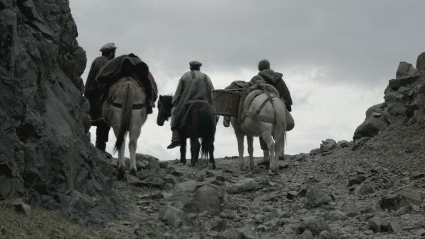 Προβολή της ταινίας «Τα δάκρυα του βουνού»