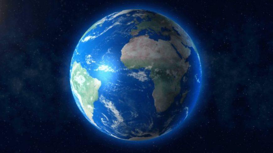 Έτσι θα έδειχνε η Γη αν στέρευαν οι ωκεανοί