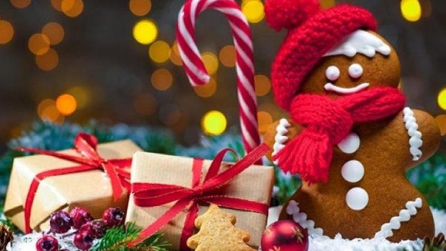 Χριστουγεννιάτικη γιορτή στο 1ο Δημοτικό Σχολείο