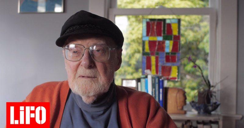 Ένας 97χρονος φιλόσοφος αναρωτιέται: «Ποιο είναι το νόημα της ζωής στη σκιά του επικείμενου θανάτου;»