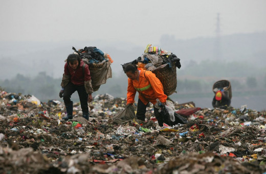 Η Κίνα ανακοίνωσε το τέλος πολλών πλαστικών μιας χρήσης