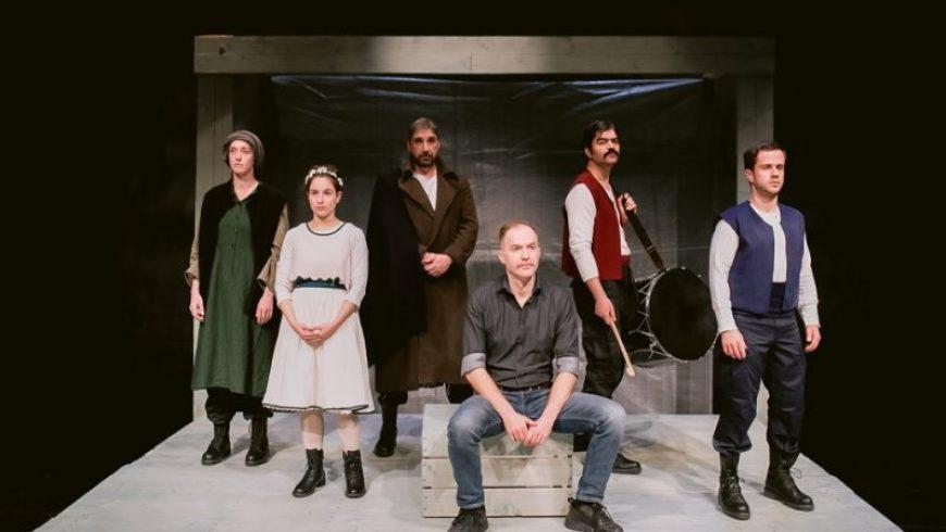 Η θεατρική παράσταση «Γκόλφω» από το ΔΗ.ΠΕ.ΘΕ. Πάτρας στη Λευκάδα