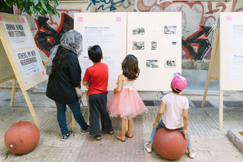 Co-Athens: Παλιοί και νέοι κάτοικοι της Αθήνας συνεργάζονται για μια βιώσιμη και φιλική πόλη