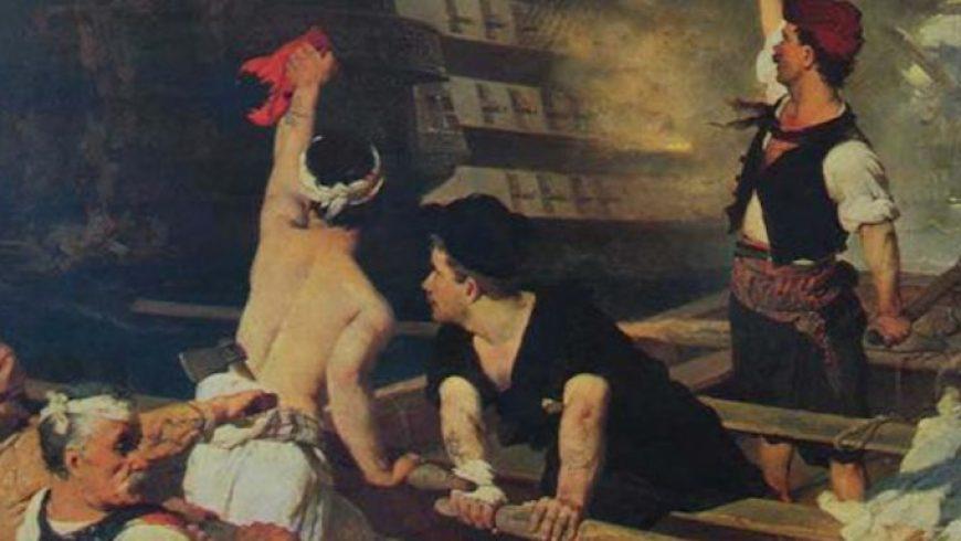 Virtual μουσείο για το 1821 -Συμμετέχεις στην Επανάσταση, πιάνεις σπαθιά, πυρπολείς ναυαρχίδες
