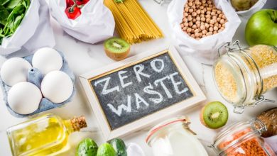 Δέκα τρόποι για να μειώσουμε τα σκουπίδια στο σπίτι το 2020