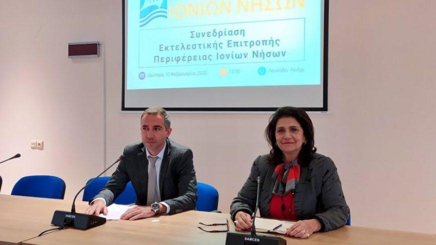 ΠΙΝ: Ανοίγει ο δρόμος για τη λειτουργία του δικτύου υδατοδρομίων στα Ιόνια Νησιά – Όραμα πνοής και για τη Λευκάδα