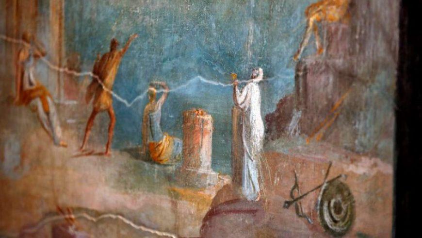 Νέα αποκαλυπτήρια για το θαύμα της Πομπηίας
