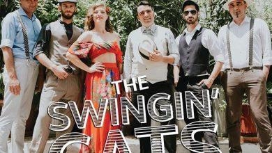 Αποκριάτικο πάρτι της Φιλαρμονικής Εταιρείας Λευκάδας με τους «The Swingin' Cats»