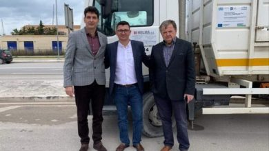 Ο Δήμος Λευκάδας παρέχει δύο απορριμματοφόρα στον Δήμο Ξηρομέρου
