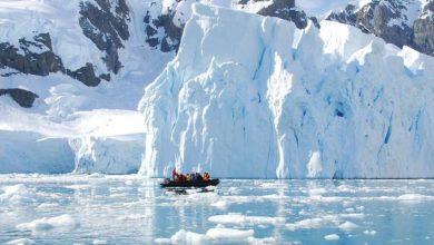 Ανταρκτική: Ενώ κάποιοι αρνούνται την κλιματική αλλαγή, η θερμοκρασία «έσπασε» για πρώτη φορά τους 20°C