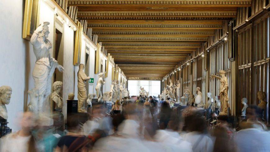 Περιήγηση στα μεγαλύτερα μουσεία του κόσμου ενώ #μένουμεστοσπίτι