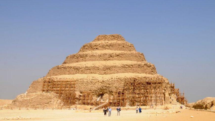 Αίγυπτος: Η αρχαιότερη πυραμίδα του κόσμου άνοιξε ξανά για το κοινό