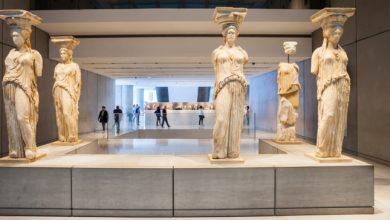 Μένουμε σπίτι: Ψηφιακή ξενάγηση σε μουσεία & μνημεία