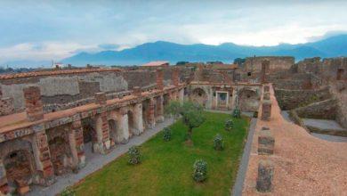 Μια online απίθανη ξενάγηση πέντε ωρών στην Πομπηία