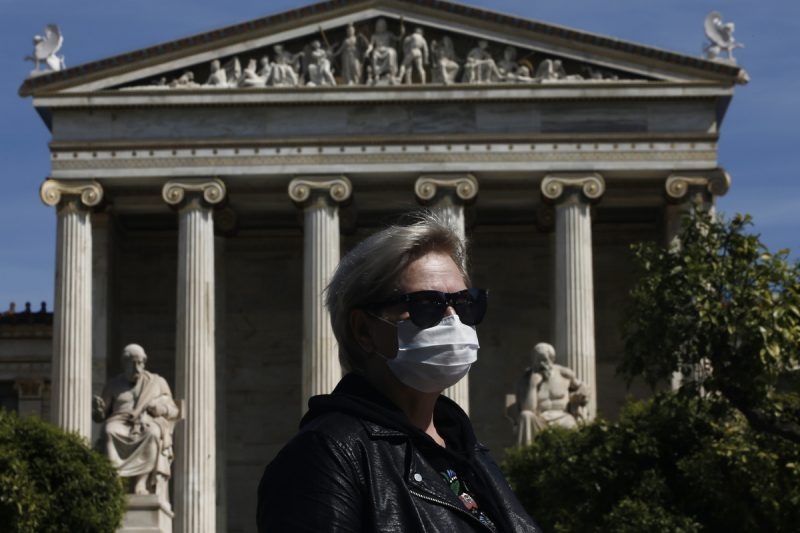 Κορωνοϊός – Time: Πώς η Ελλάδα απέφυγε τα χειρότερα – Παρά την εύθραυστη οικονομία και το γηρασμένο πληθυσμό της