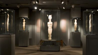 Η μοναδική περίπτωση του Μουσείου Κυκλαδικής Τέχνης: Πώς πέρασε στην επόμενη εποχή εν μέσω κορωνοϊού