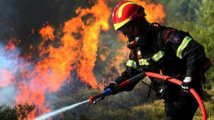 Οδηγίες προστασίας σε περίπτωση δασικής πυρκαγιάς από τον Δήμο Λευκάδας