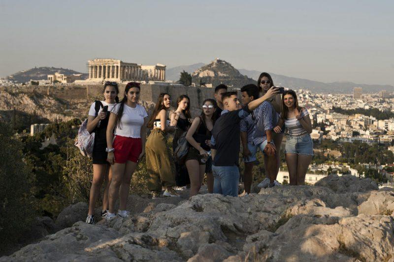 Ελλάδα: Ο πιο ελκυστικός προορισμός της Μεσογείου για το επόμενο τρίμηνο