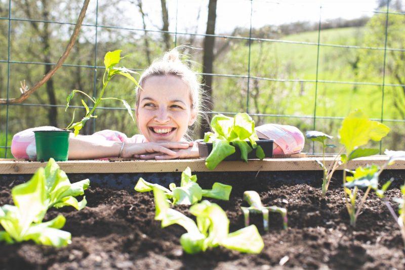 Τα οφέλη της κηπουρικής για την ψυχική υγεία στην εποχή του κορωνοϊού