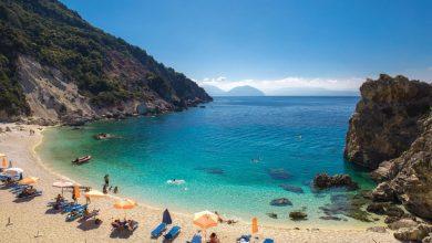 Ύμνοι του Conde Nast Traveller σε ελληνικά νησιά