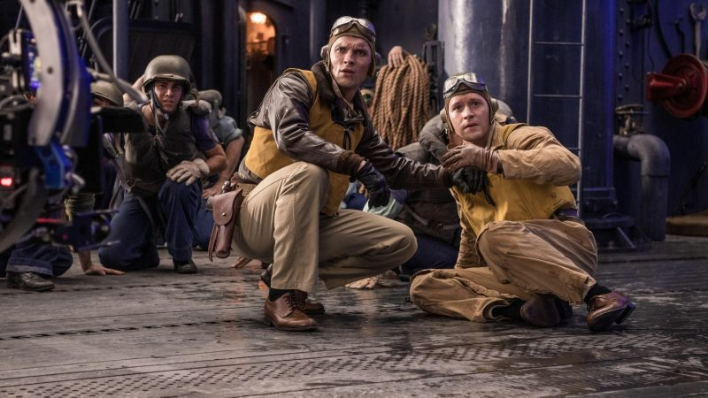 «Midway» at Garden Theater Aggelos Sikelianos