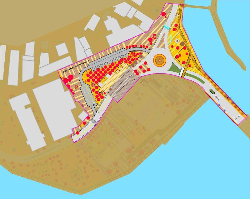Διαμόρφωση του χώρου της παραλίας από τον Δήμο Λευκάδας