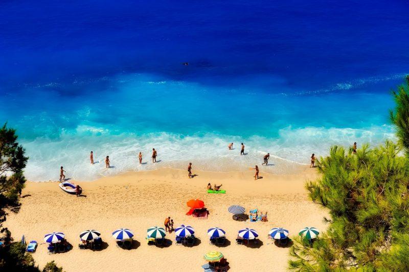 Έρευνα   Η Ελλάδα στο top 3 των προορισμών της Μεσογείου που θέλουν για διακοπές οι τουρίστες φέτος