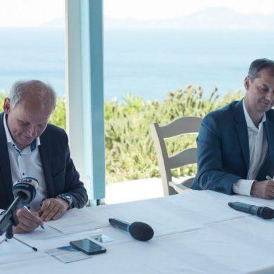 1,5 εκατ. τουρίστες δεσμεύτηκε να φέρει η TUI στην Ελλάδα