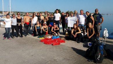 Εγκαίνια σταθμού συλλογής θαλάσσιων απορριμμάτων στη Λυγιά και περιβαλλοντικές δράσεις σε Λυγιά και Νικιάνα