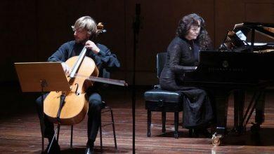 Ρεσιτάλ για βιολοντσέλο και πιάνο στο κηποθέατρο «Άγγελος Σικελιανός»