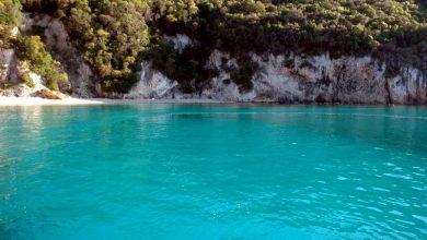 Σύβοτα: Η «πισίνα» της Θεσπρωτίας