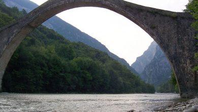 H Γέφυρα της Πλάκας «στεφανώνει» ξανά τον Άραχθο: Φωτογραφική αναδρομή στην Ιστορία