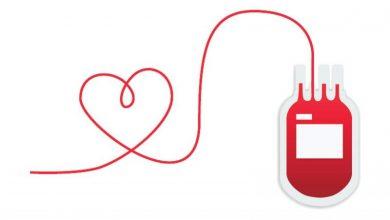 Εθελοντική αιμοδοσία στην Καρυά