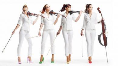 Οι Fortissimo, το πρώτο ελληνικό γυναικείο electric string quartet στο Κηποθέατρο «Άγγελος Σικελιανός»